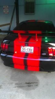 Ford Mustang 2001 standard