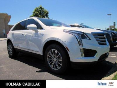 2019 Cadillac XT5 Luxury FWD (Crystal White Tricoat)