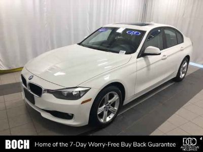 Used 2015 BMW 3 Series 4dr Sdn 328i xDrive AWD