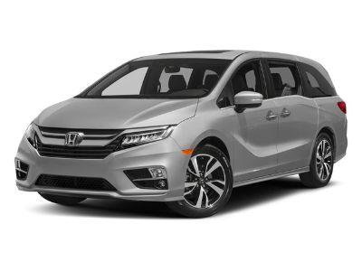 2018 Honda Odyssey Elite (White Diamond Pearl)