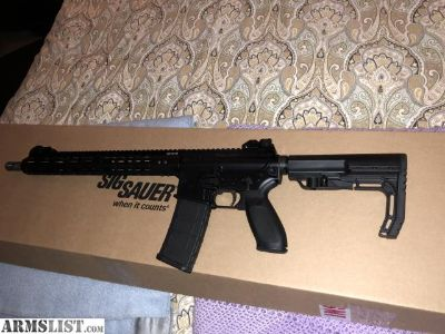 For Sale: Sig Sauer M400 Elite
