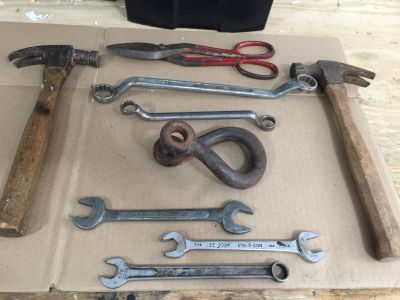 LOT OF MIXED TOOLS all for $14