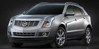 2016 Cadillac SRX FWD Luxury Collection (Silver)