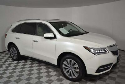 2015 Acura MDX 3.5L Technology Package SH AWD w/Technology Package