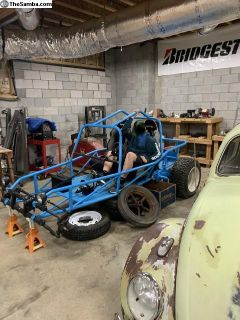 Rail buggy project