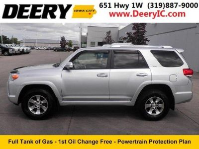 2013 Toyota 4Runner Limited (Classic Silver Metallic)