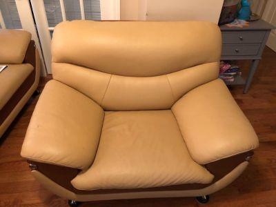 Loveseat&chair