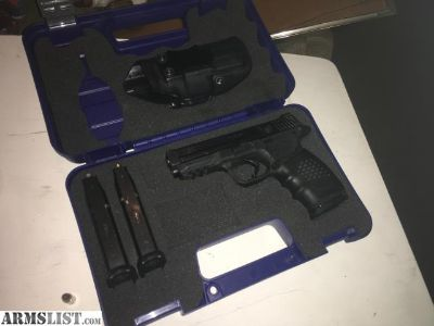 For Sale: M&p smith&wesson 9mm