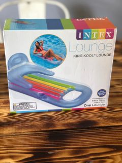 Brand New Pool Float/Lounge