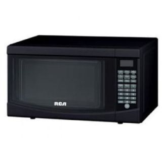 New Black Microwave