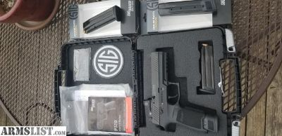 For Trade: Sig P320rx !!