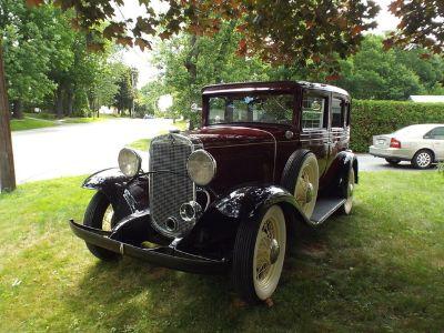 1931 Chevrolet Woody