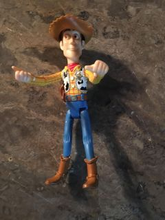 Woody From Toy Story 7 Posable Action Figure $8 Must Pickup In McDonough