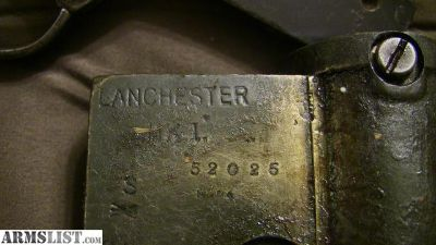 For Sale: LANCHESTER MK1 PARTS KIT