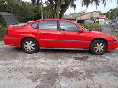 2000 Chevrolet Impala Base (Red)