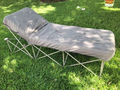 Framed Inflatable Air Bed
