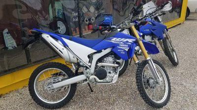 2018 Yamaha wr250