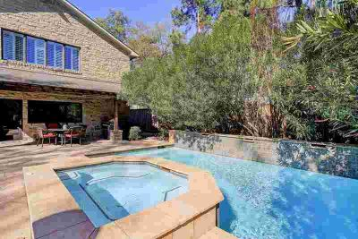 9310 Oakford Court Houston Four BR, DID NOT FLOOD during Harvey!