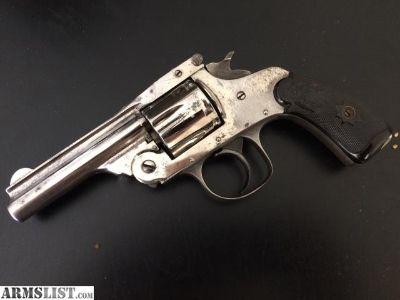 For Sale: F&W Top Break Revolver
