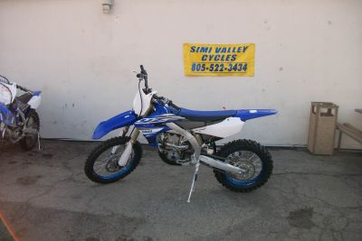 2019 Yamaha YZ450FX Competition/Off Road Motorcycles Simi Valley, CA