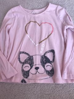 Baby gap puppy top size 4t
