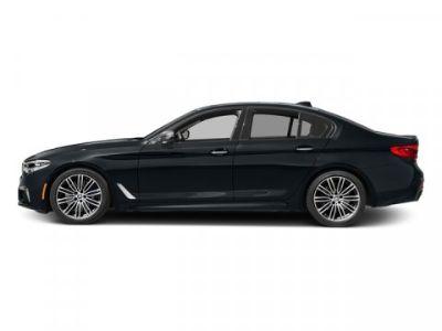 2018 BMW 5-Series M550i xDrive (Carbon Black Metallic)
