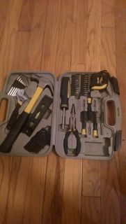 Trades pro tool set and case