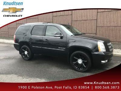 2012 Cadillac Escalade Premium (Black Ice Metallic)