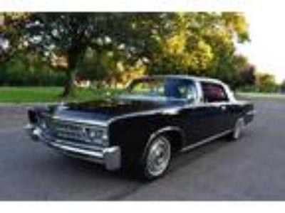 1966 Chrysler Crown Imperial Convertible 440cid V8