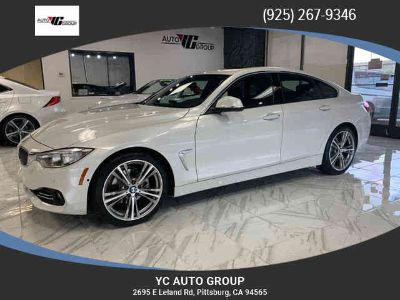 Used 2017 BMW 4 Series for sale