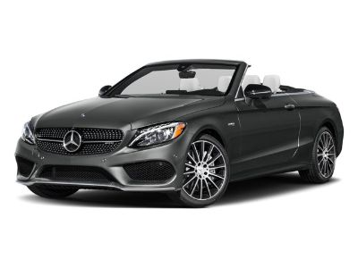 2017 Mercedes-Benz C-Class AMG C 43 (Designo Diamond)