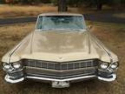 1964 Cadillac DeVille Coupe