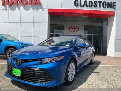 2019 Toyota Camry (Blue)