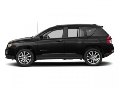 2016 Jeep Compass Latitude (Black Clearcoat)