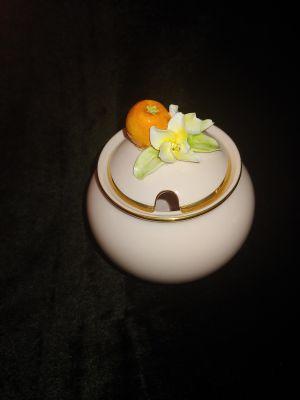 Vintage Lidded Pot Made in England