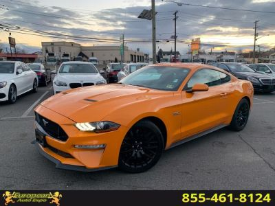 2018 Ford Mustang GT Fastback (Orange Fury Metallic Tri-Coat)
