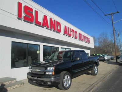 2005 Chevrolet Silverado 1500 Work Truck (Black)