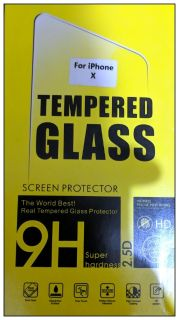 Tempered Glass Wholesale iPhone X