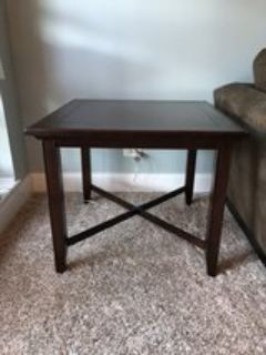 Side table 28 x 28