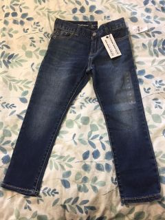BNWT Gap Regular High Stretch Slim Jeans 5t