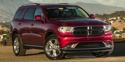 2018 Dodge Durango SXT RWD (Red)