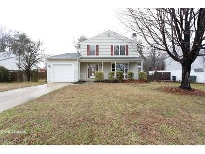 3 Bed 2.5 Bath Foreclosure Property in Cheltenham, MD 20623 - Terraco Ter