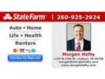 Morgan Hefty - State Farm Insurance Agent