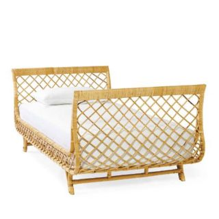 Rattan Daybed/Sofa SERENA AND LILY New