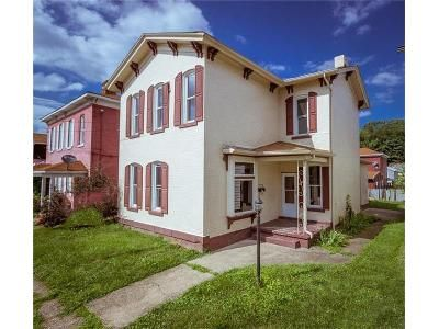 4 Bed 2 Bath Foreclosure Property in New Brighton, PA 15066 - 10th Ave