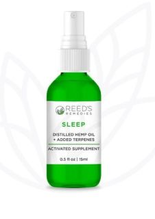 Buy CBD for Sleep in Los Angeles, CA - Reed's Remedies