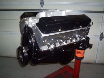 Find 350/355 S.B.C. CRATE ENGINE 420hp 420TQ STREET ROD, HOT ROD, MUSCLE CAR motorcycle in Coldwater, Michigan, United States, for US $3,200.00