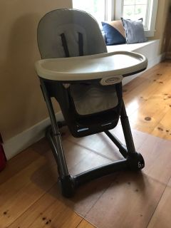 Graco 6 Height highchair