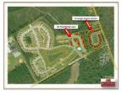 Midtown village finished single family and townhouse lots-for sale-conway