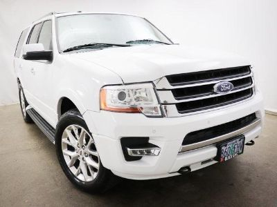 2017 Ford Expedition (Oxford White)